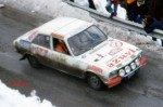 Christian Cresto - J-C.Dechambenoy, Peugeot 504, retired