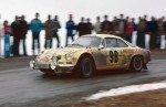 Christian Nahon - Jean-Louis Alric, Renault Alpine A110 1800, 11thf