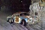 Franz Hummel - Jean-Francois Fauchille, Renault Alpine A110 1800, 44th