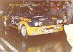 Fulvio Bacchelli - Francesco Rossetti, Fiat 131 Abarth, 48thv