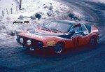 Giorgio Schon - Emilio Baj Macario, Lancia Beta Coupe, 38th