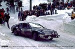 Guy Frequelin - Jacques Delaval, Renault Alpine A310, accidents