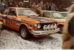 Harry Jensen - Ole Weiwadt, Volvo 242 L, retired