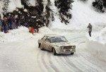 Jean-Claude Andruet - ''Biche'', Fiat 131 Abarth, 2nd