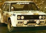 Jean-Claude Andruet - Michele Petit, Fiat 131 Abarth, 2nds