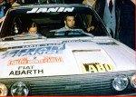 Jean-Claude Andruet - Michele Petit, Fiat 131 Abarth, 2ndv