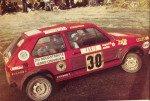 Jean Ragnotti - Jean-Marc Andrie, VW Golf GTi, 18thq