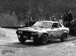 Klaus Fritzinger - Dan Heiderscheid, Toyota Celica, retired