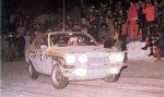 Lars Carlsson - Bob de Jong, Opel Kadett GT-E, 10th