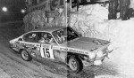 Lars Carlsson - Bob de Jong, Opel Kadett GT-E, 10ths