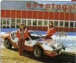 Marketta Oksala - Yvonne Pratt, Renault Alpine A310, 17th