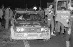 Markku Alen - Ilkka Kivimaki, Fiat 131 Abarth, 54thf