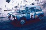 Michele Mouton - Francoise Conconi, Autobianchi A112 Abarth, 24thd