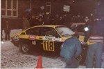 Oluf Raldorf - Per Jensen, Opel Kaett GT-E, 85th