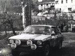 Oluf Raldorf - Per Jensen, Opel Kaett GT-E, 85thd