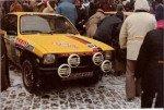 Oluf Raldorf - Per Jensen, Opel Kaett GT-E, 85thq