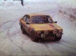 Oluf Raldorf - Per Jensen, Opel Kaett GT-E, 85ths