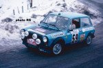 Pierre Pagani - Xavier Carlotti, Autobianchi A112 Abarth, retired