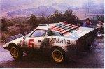 Raffaele Pinto - Arnaldo Bernacchini, Lancia Stratos HF, 59thd