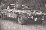 Rinaldo Brambilla - D.Ridella, Fiat 124 Abarth Spider, retired