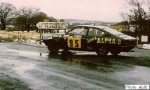 Robert Cat - P.Chambovet, Opel Kadett GT-E, retired