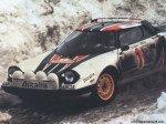 Sandro Munari - Silvio Maiga, Lancia Stratos HF, 1std