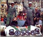 Sandro Munari - Silvio Maiga, Lancia Stratos HF, 1stq