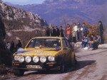 Walter Rohrl - Willi-Peter Pitz, Opel Kadett GT-E, retireds